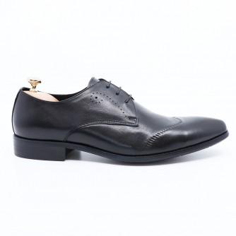 Pantofi barbati eleganti Hector Negrii