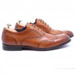 Pantofi Barbati Eleganti Alton Maro