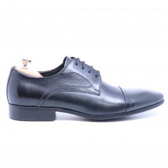 Pantofi Barbati Eleganti Alon Negrii
