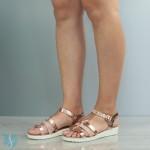 Sandale dama Brook Sampanie