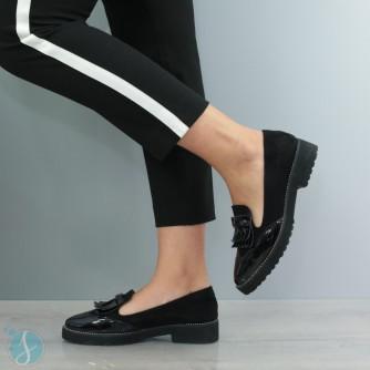 Pantofi casual dama Adela Negrii