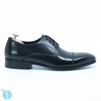Pantofi barbati eleganti Tyler Negrii