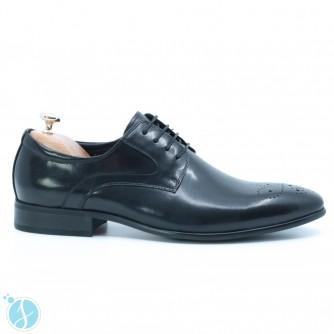 Pantofi barbati eleganti David Negrii