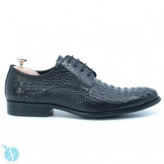 Pantofi barbati eleganti Christiano Negrii