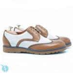 Pantofi barbati Luis Apricot