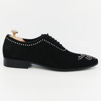 Pantofi Barbati Eleganti Abbott Negrii