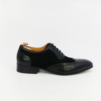 Pantofi Barbati Eleganti Saccio Negrii