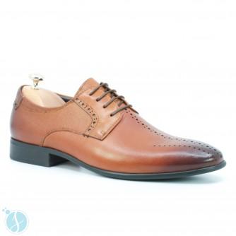 Pantofi Barbati Eleganti Basil Maro