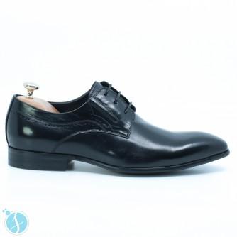 Pantofi Barbati Eleganti Carlos Negrii