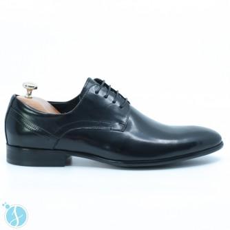 Pantofi Barbati Eleganti Jack Negrii