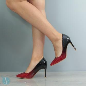 Pantofi Dama Eliza Rosii