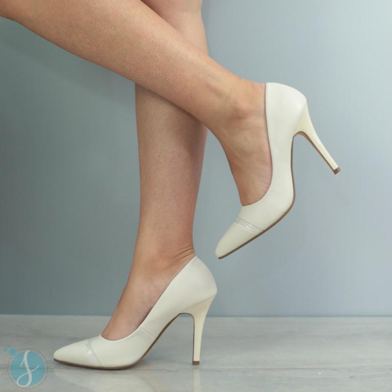 Pantofi dama Alissa Bej