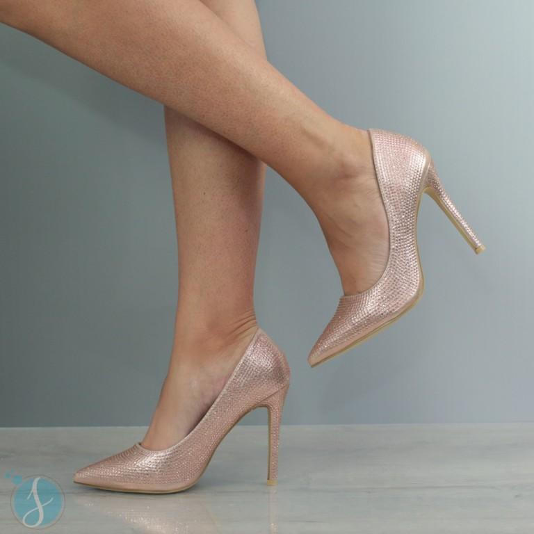 Pantofi dama Agnes Sampanie