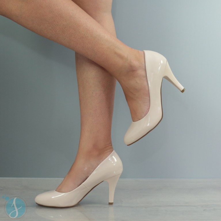 Pantofi Dama Alma Bej
