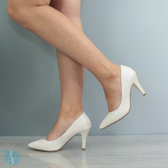 Pantofi Dama Debbie Bej