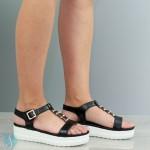 Sandale dama Alicia Negre
