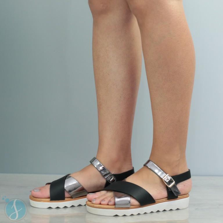 Sandale Dama Britney Negre